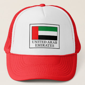 United Arab Emirates Trucker Hat