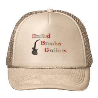 United Breaks Guitars Mesh Hat