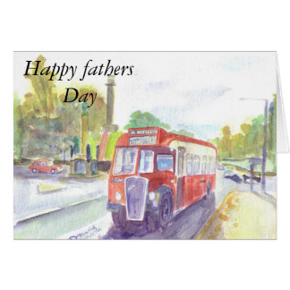 United Bristol L5G fathers Day card