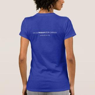 "United CoR ""Reasonable Person"" Shirt (ladies dark)"
