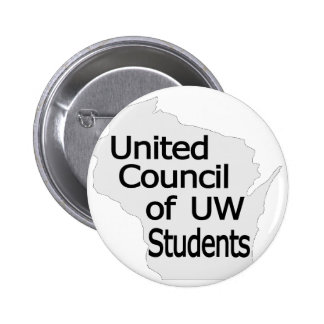United Council New Logo Black on Grey Button
