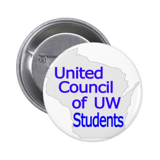 United Council New Logo Blue on Grey Button