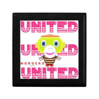 United-Cute Monkey-Morocko Gift Box