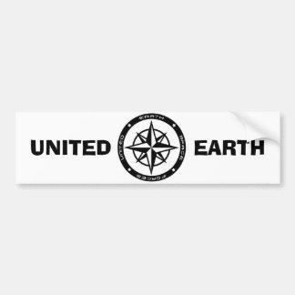 United Earth Bumper Sticker