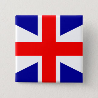 United Empire Loyalists flag 15 Cm Square Badge