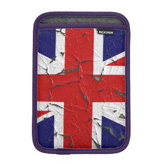 United Kindom Union Jack Flag iPad Mini Sleeve