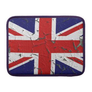 United Kindom Union Jack Flag MacBook Sleeve