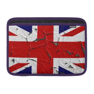 United Kindom Union Jack Flag MacBook Sleeves