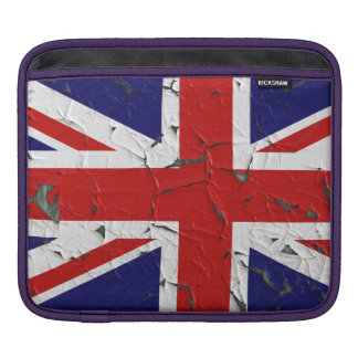 United Kindom Union Jack Flag Sleeves For iPads