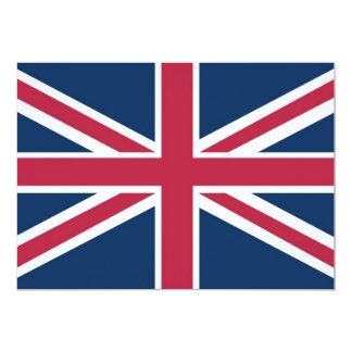 United Kingdom 13 Cm X 18 Cm Invitation Card