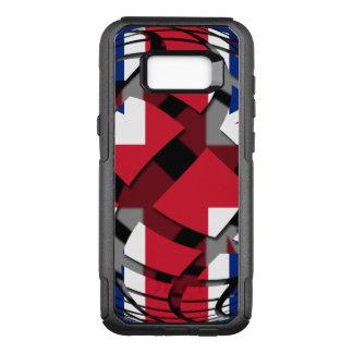 United Kingdom #1 OtterBox Commuter Samsung Galaxy S8+ Case