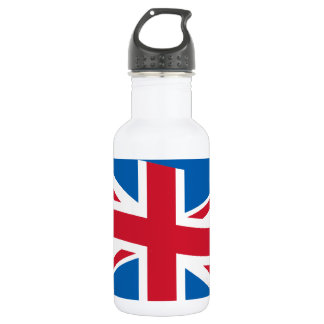 United kingdom 532 ml water bottle