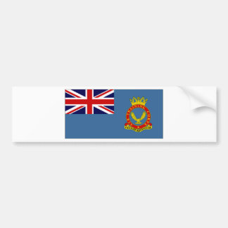 United Kingdom Air Training Corps Flag Bumper Stickers