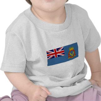 United Kingdom Air Training Corps Flag Tee Shirts