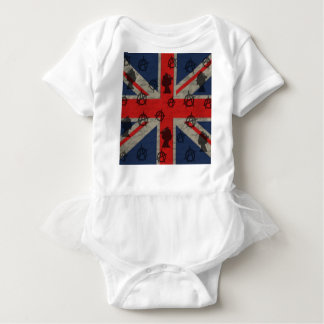 United Kingdom Baby Bodysuit