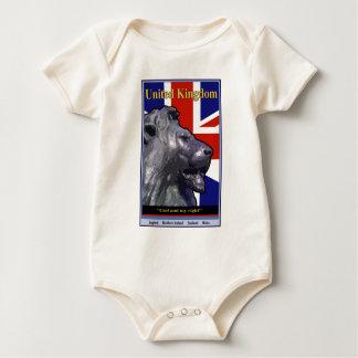 United Kingdom Baby Bodysuit