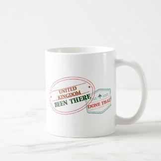 United Kingdom Been There Done That Coffee Mug