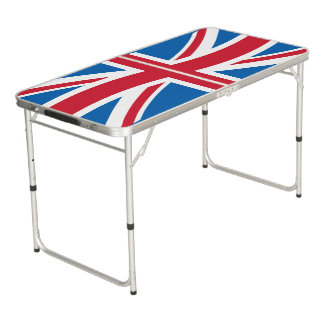 United kingdom beer pong table
