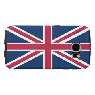 United Kingdom - British Flag Samsung Galaxy S6 Cases