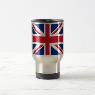 United Kingdom/British Flag Travel Mug