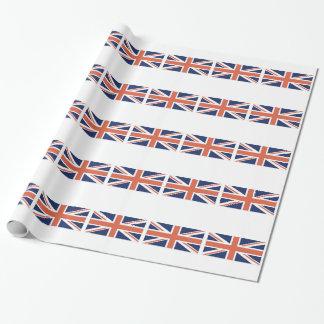 United Kingdom British Flag Union Jack Wrapping