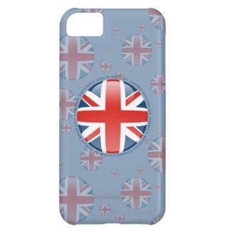 United Kingdom Bubble Flag iPhone 5C Case