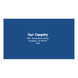 United Kingdom Pack Of Standard Business Cards