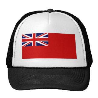 United Kingdom Civil Ensign Red Duster Flag Cap