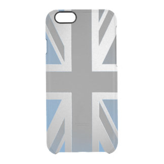 UNITED KINGDOM CLEAR iPhone 6/6S CASE