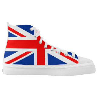 united kingdom country flag symbol nation high tops