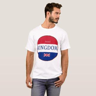 United Kingdom Designer Name Brand T-Shirt
