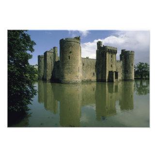 United Kingdom, England, Sussex, Bodiam Photo Art
