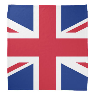 United Kingdom Flag Bandana