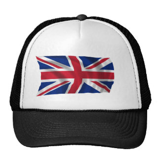 united-kingdom-Flag Cap