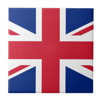 United Kingdom Flag Ceramic Tile