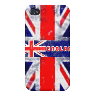 united kingdom flag cover for iPhone 4