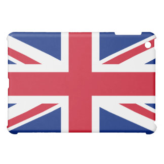 United Kingdom Flag iPad Mini Case