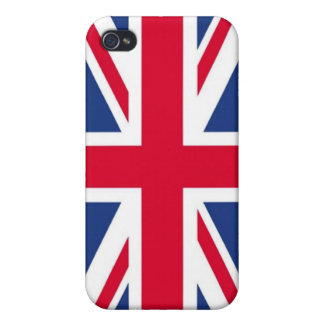 United Kingdom flag  iPhone 4 Speck case iPhone 4 Cover