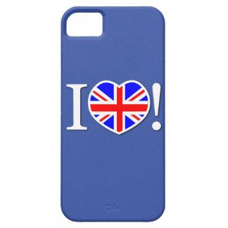 United Kingdom Flag iPhone Case