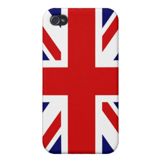 United Kingdom Flag iPhone Case iPhone 4 Case