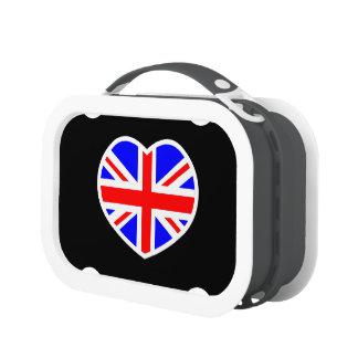 United Kingdom Flag Lunch Box