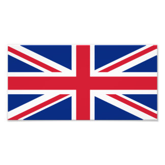 United Kingdom Flag Photograph