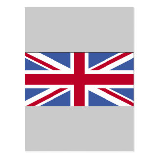 UNITED KINGDOM FLAG POSTCARD