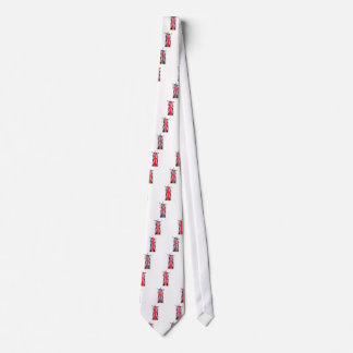 United Kingdom Flag Tie