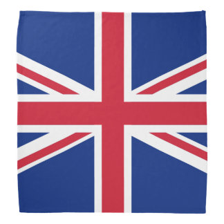 United Kingdom flag Union Jack Bandana