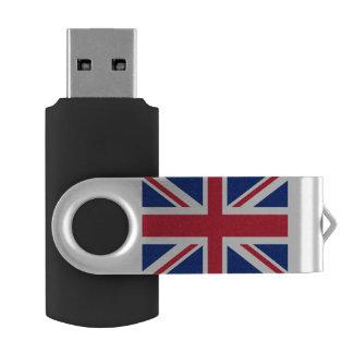 United Kingdom Flag USB Flash Drive