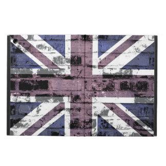 United Kingdom Flag Vintage 10 Case For iPad Air