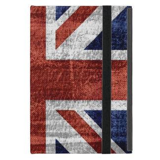 United Kingdom Flag Vintage 3 Cover For iPad Mini