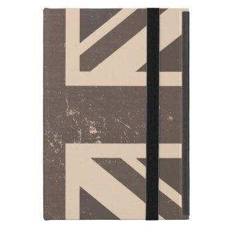 United Kingdom Flag Vintage 5 iPad Mini Covers