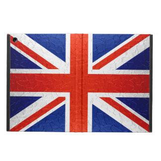 United Kingdom Flag Vintage 7 Cover For iPad Air